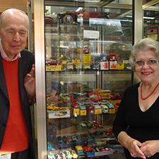 Gilles & Nicole Sherpereel  . allée 7 stand 130